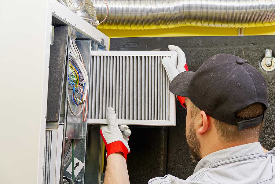 Why A Fall HVAC Tune-Up Is Important